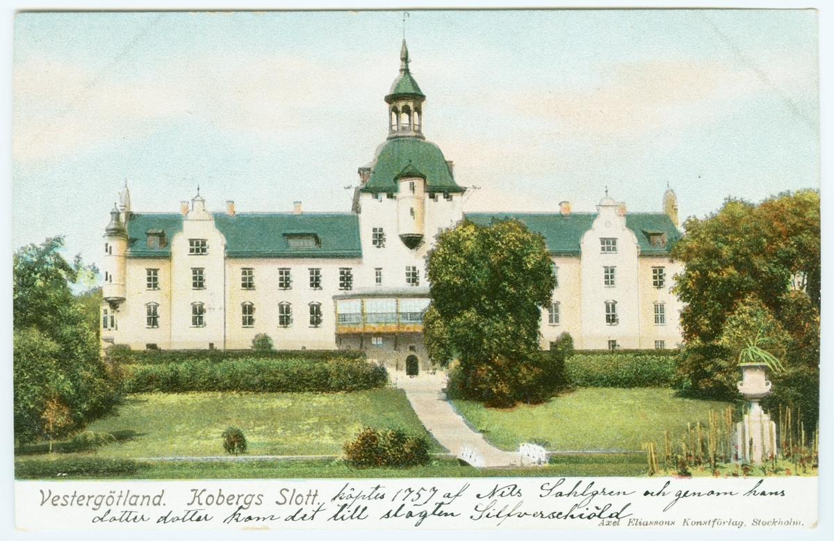 Vestergötland. Kobergs slott.