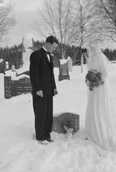 Leona Unsgård og Magnar Estenstad gifter seg