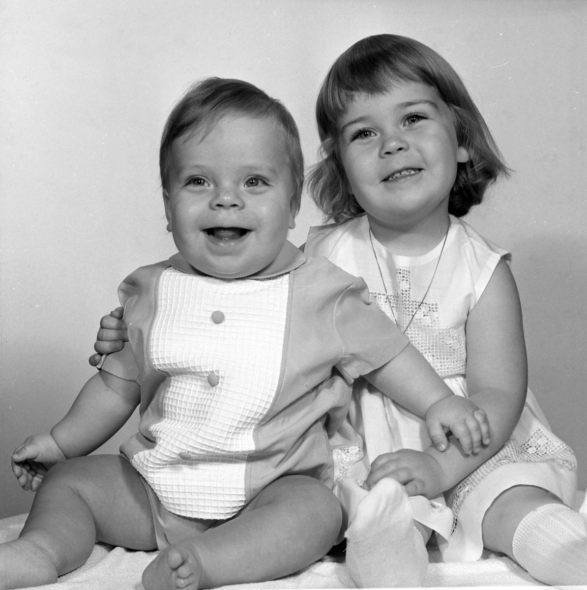 Fotografi av barn.