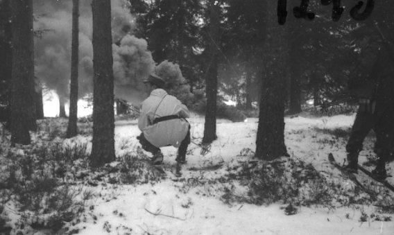 Perfors, fänrik, A 6. Batteri Ekman.