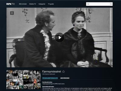 Den fjerde nattevakt NRK