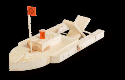 Strikkbåt
