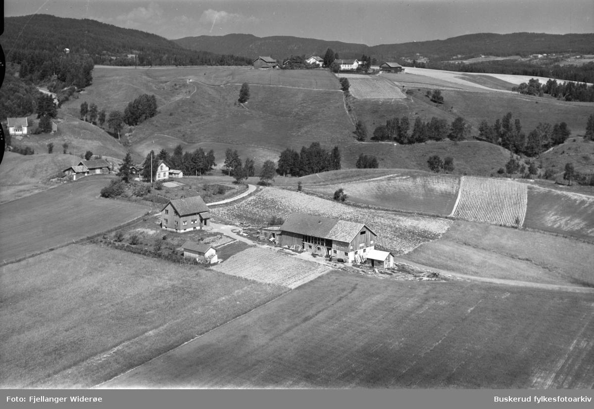 Ask. Dammen gård Sandakerveien 1955