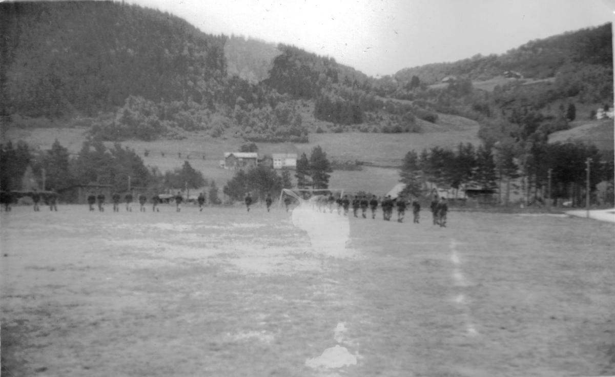 Bilde fra Utrykningspolitiets Vestlandsavdeling, Bergen