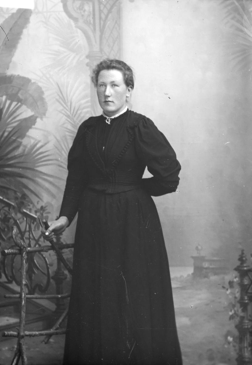 Portrett av Ingeborg A. Kringen.