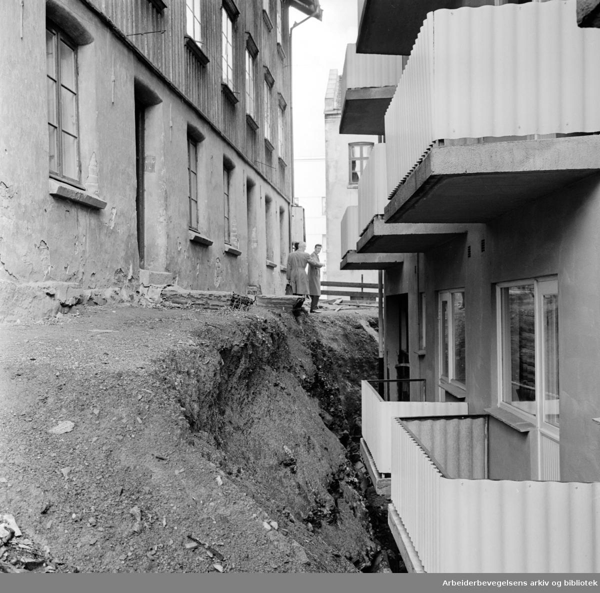 Grimstadgata 24. November 1962
