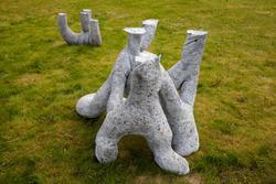 (uten tittel) [Skulptur]
