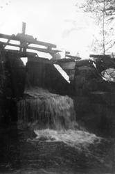 Gamla sågverket i Kylahov, Värnamo, uppförd på 1860-talet.