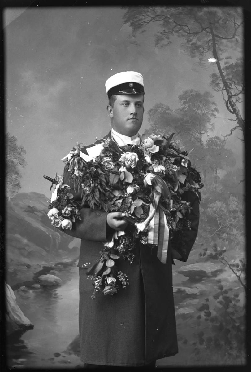 Student Lennart von Post