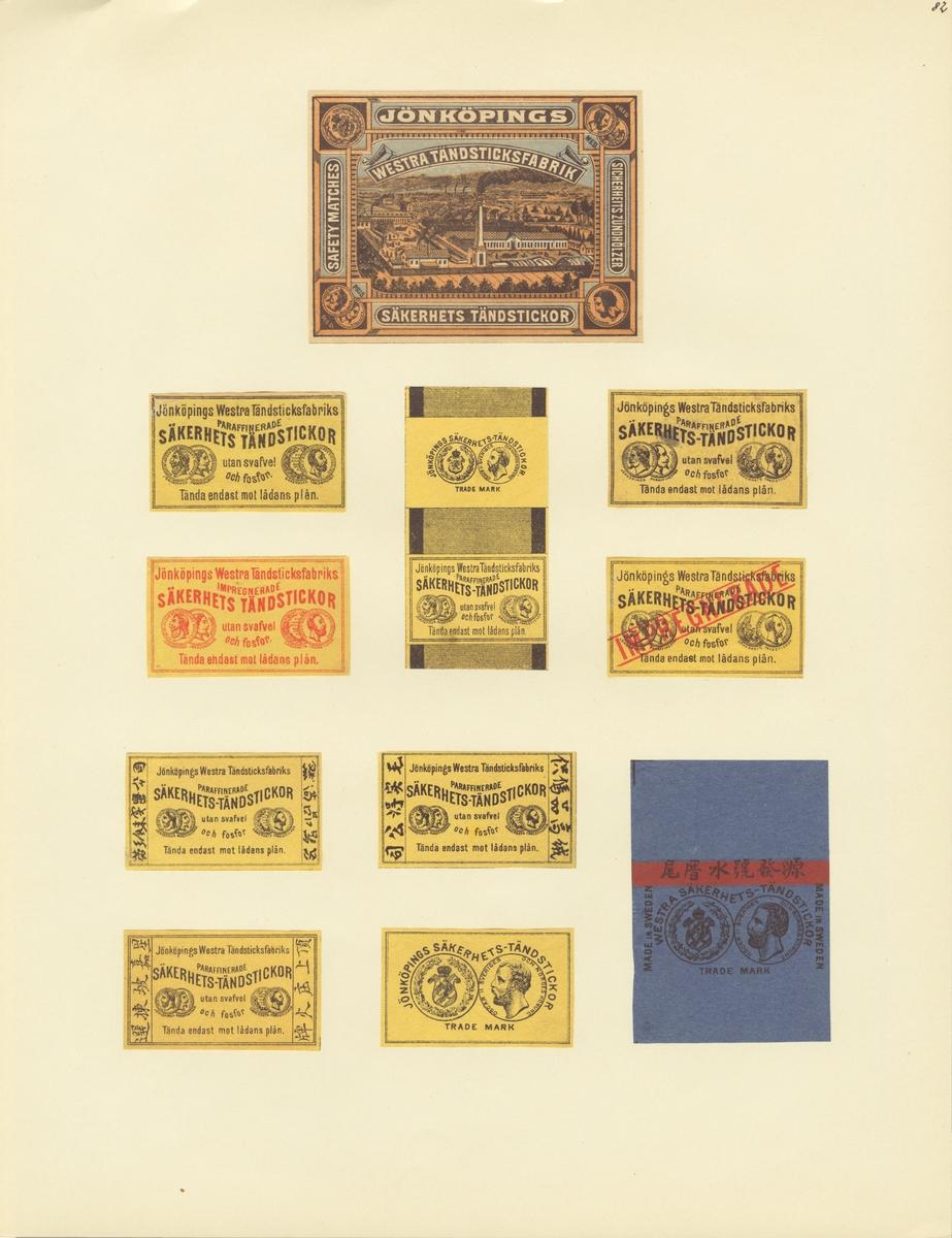 Etiketter för tändsticksaskar 57e8cb412fa93