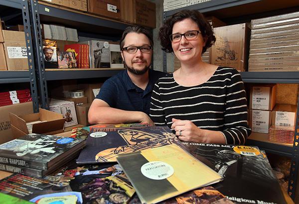 Lance og April Ledbetter, Dust-to-digital