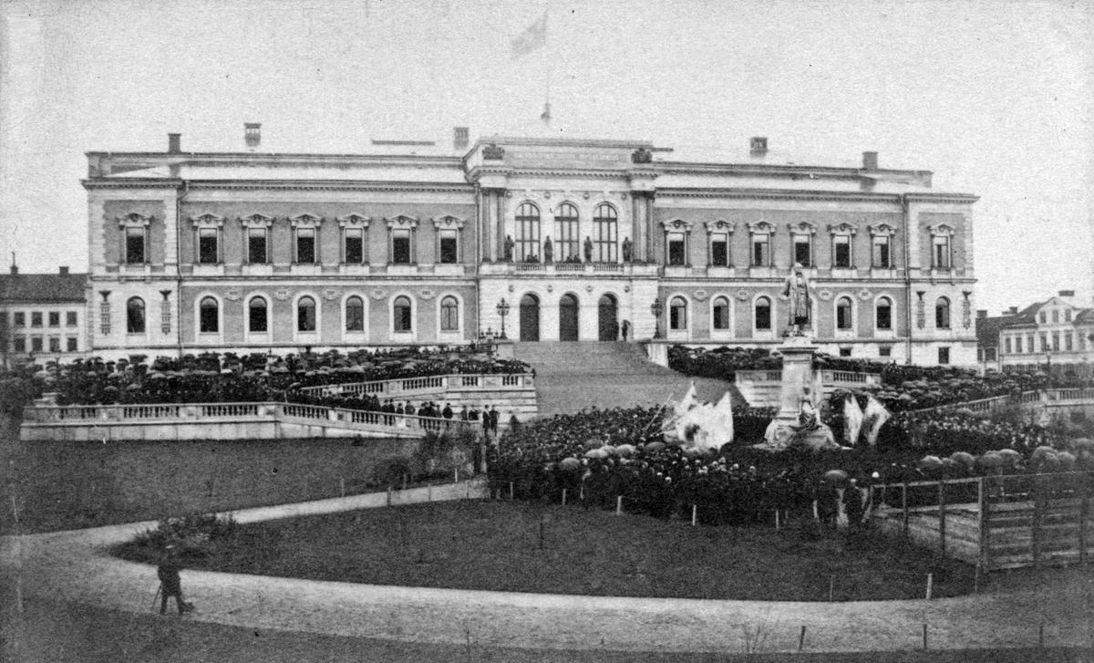 Geijerstams avtäckandevid Uppsala Universitet.