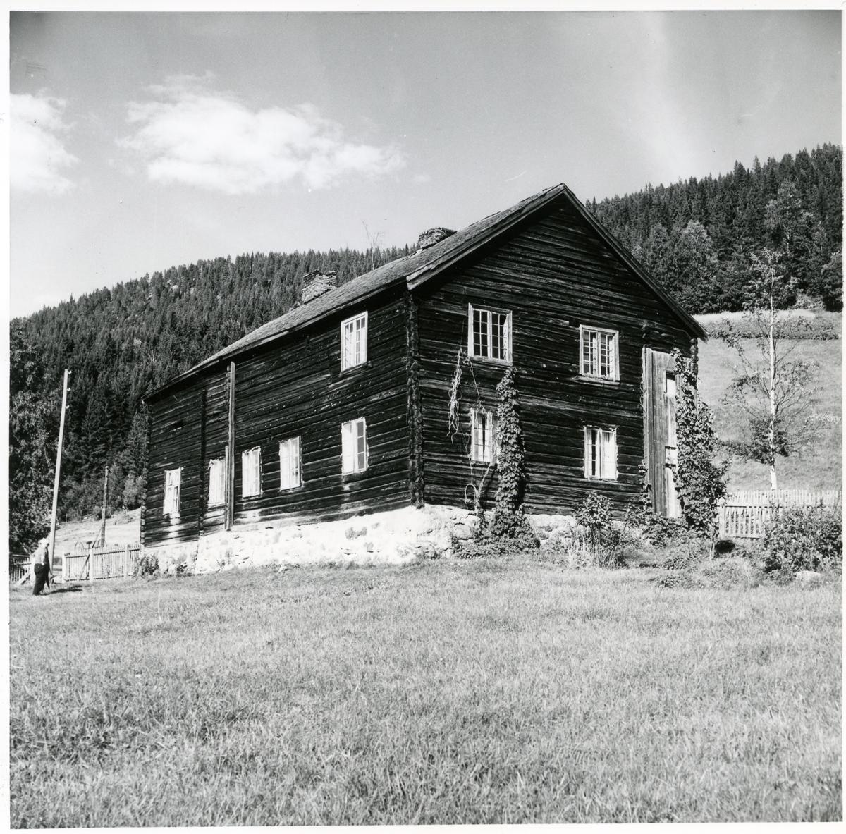 Stor bygning på Øvre Espeseth, 116/2, Etnedal