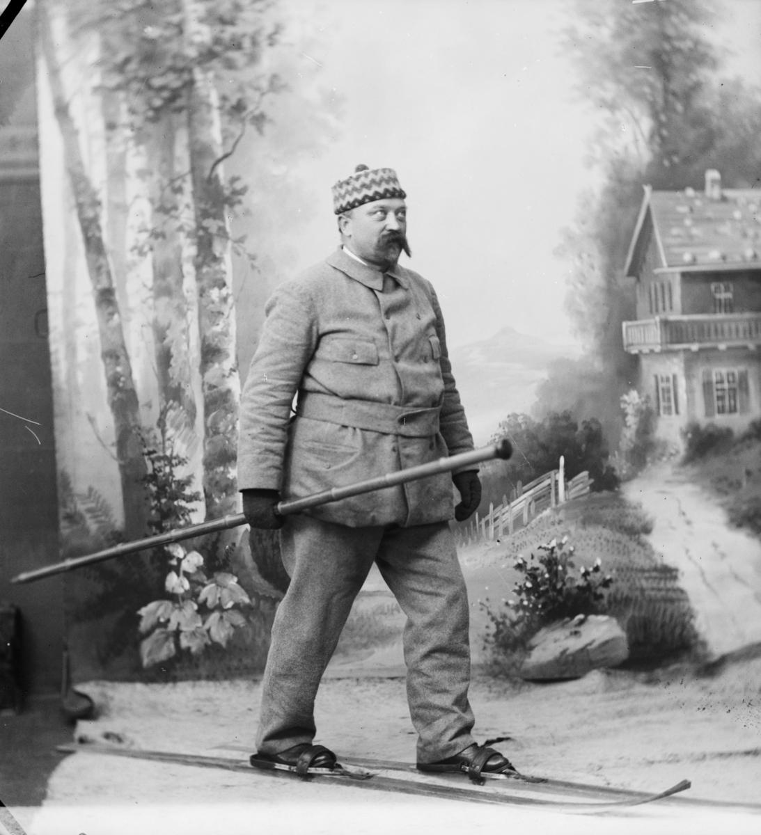 Kjøpmann Ludvig Bergseng