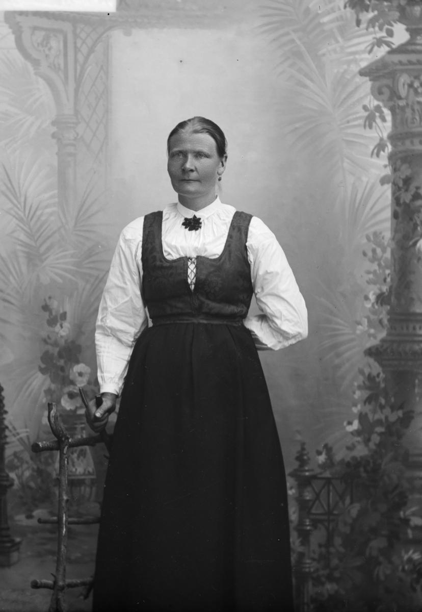 Portrett av Anne Eide Vangen.