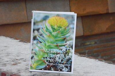 Bok: Medisinplanter i Norge