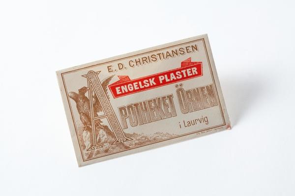 plaster på engelsk