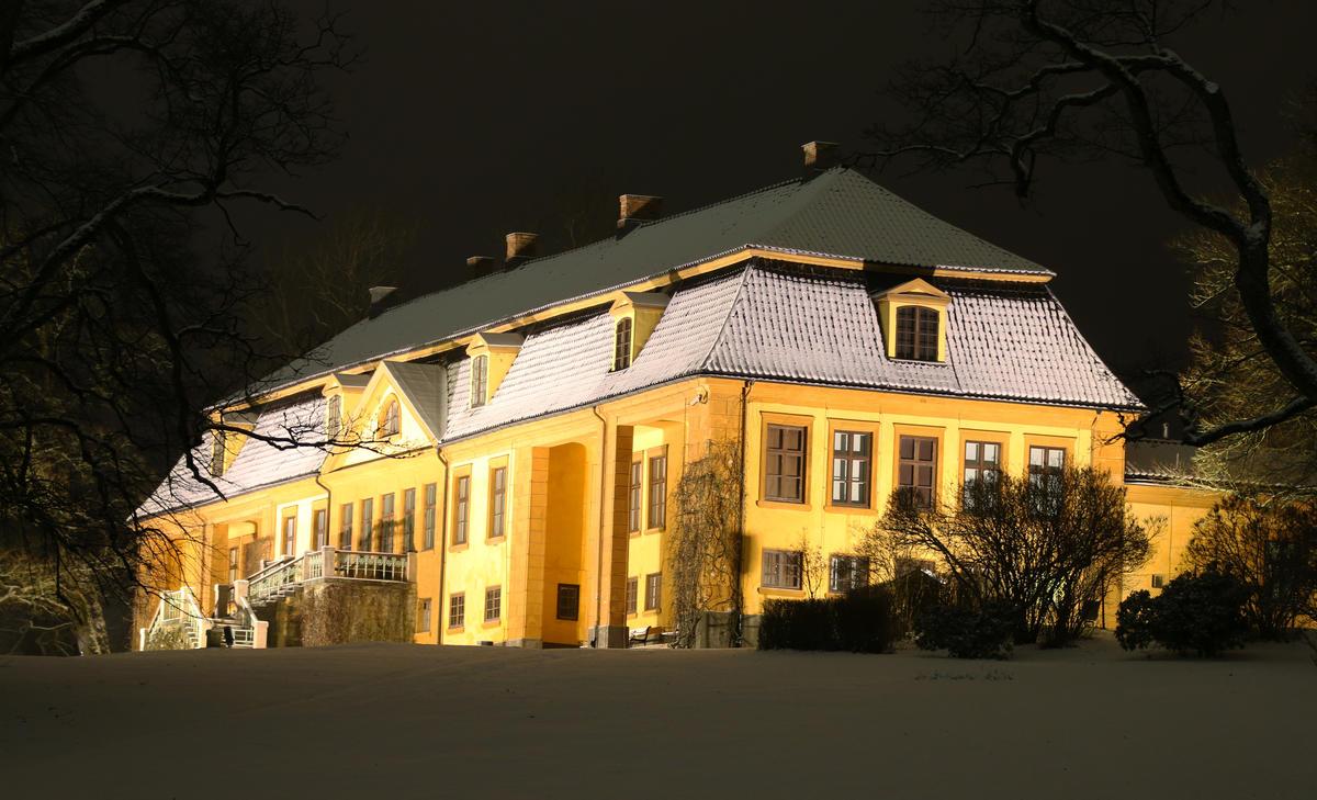 Bogstad Gård vinter