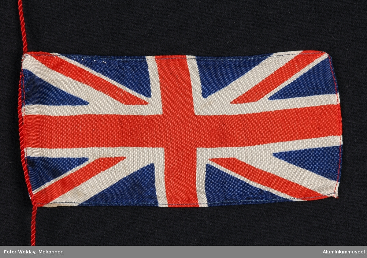 Flagg Storbritannia.
