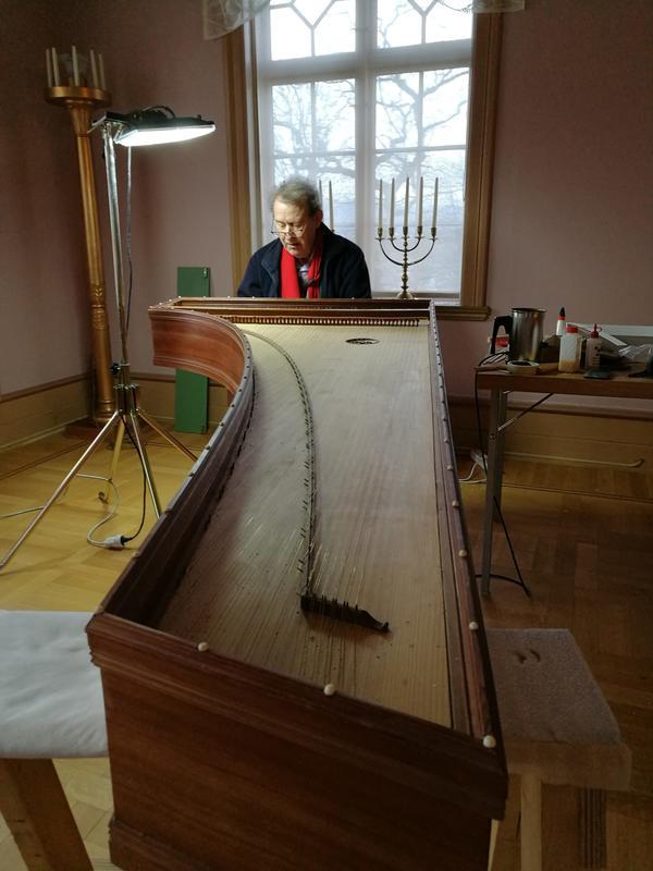 Som utøvende musiker har Ketil Haugsund turnert mye i Europa og USA. (Foto/Photo)