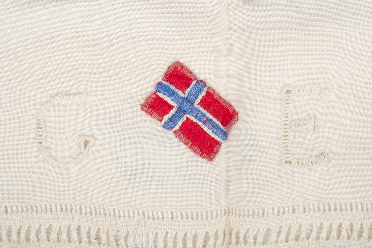 Norsk flagg.