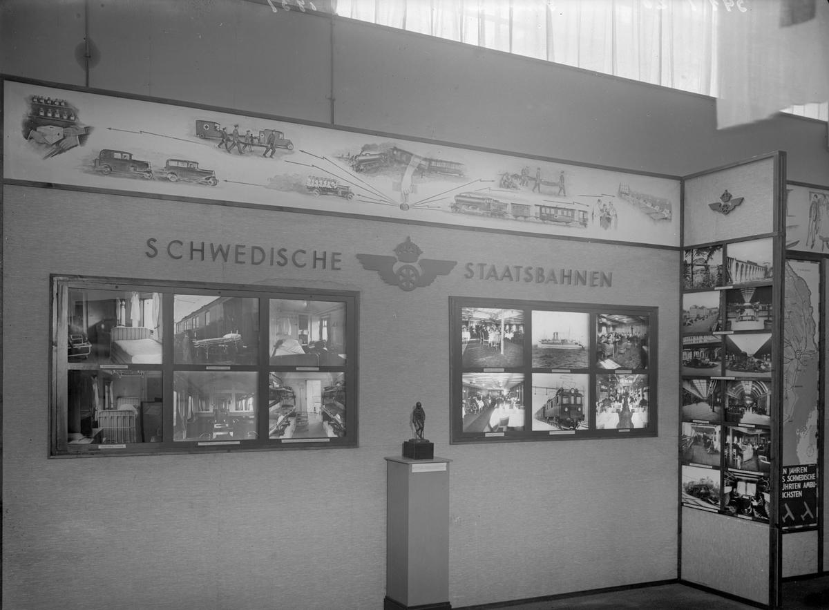 Världsutställning i det som tidigare hette DDR) Östtyskland, fram till 1990, där svenska SJ deltog.