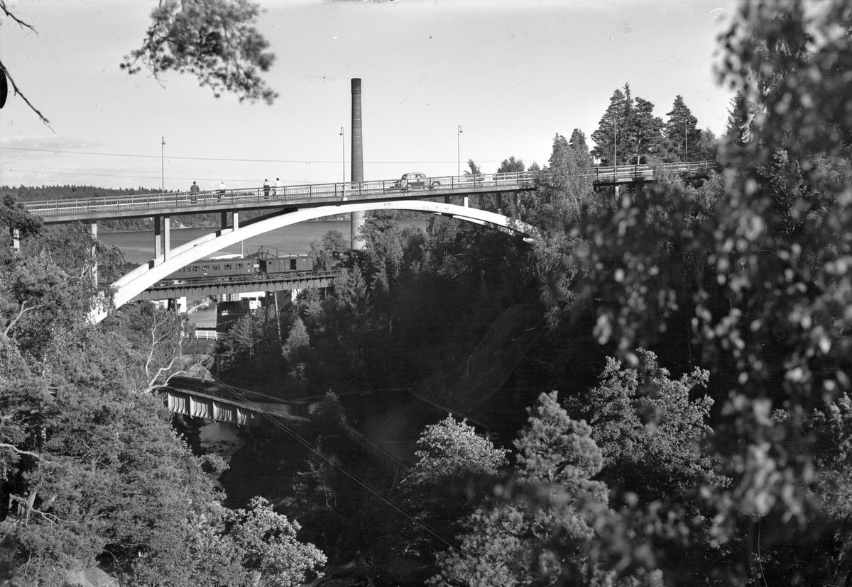 Akvedukten i Håverud.