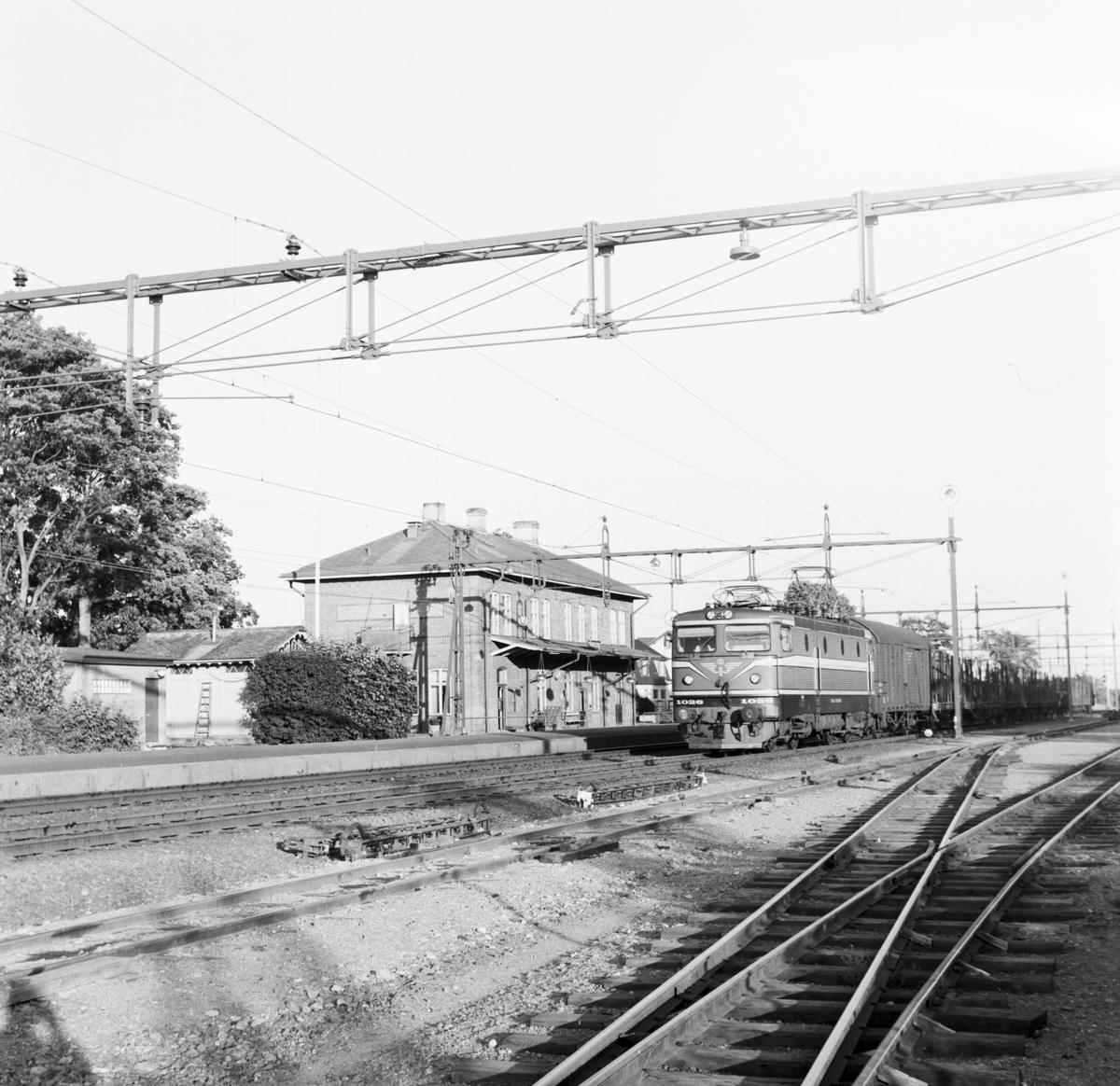 Fågelsta station.