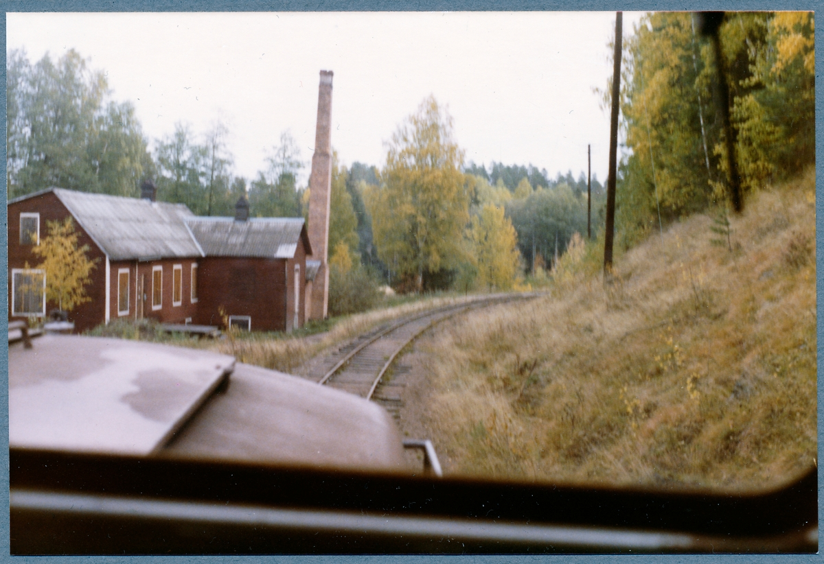 Kvillsfors station.