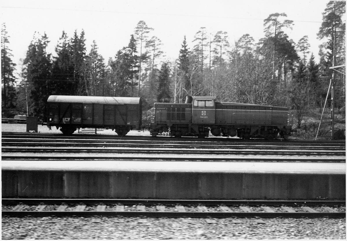 Statens Järnvägar, SJ T44 385.