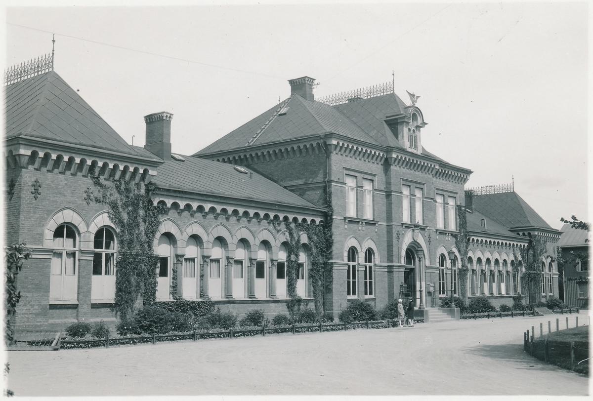 Hallsberg station 3/6 -28