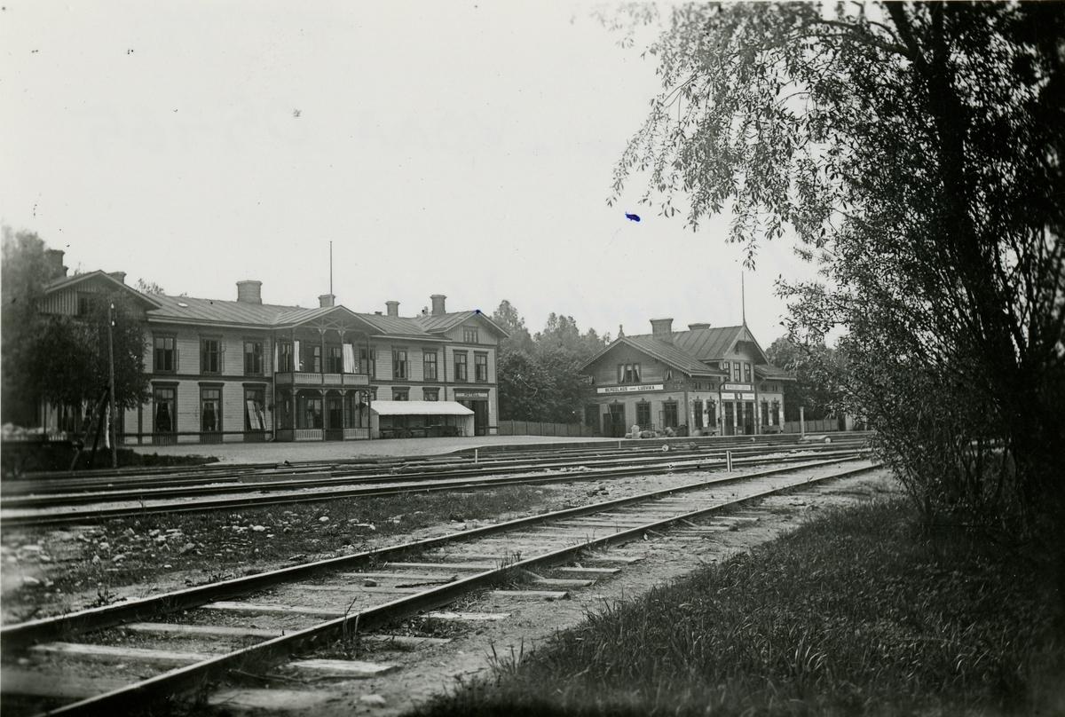 BJ stationshus