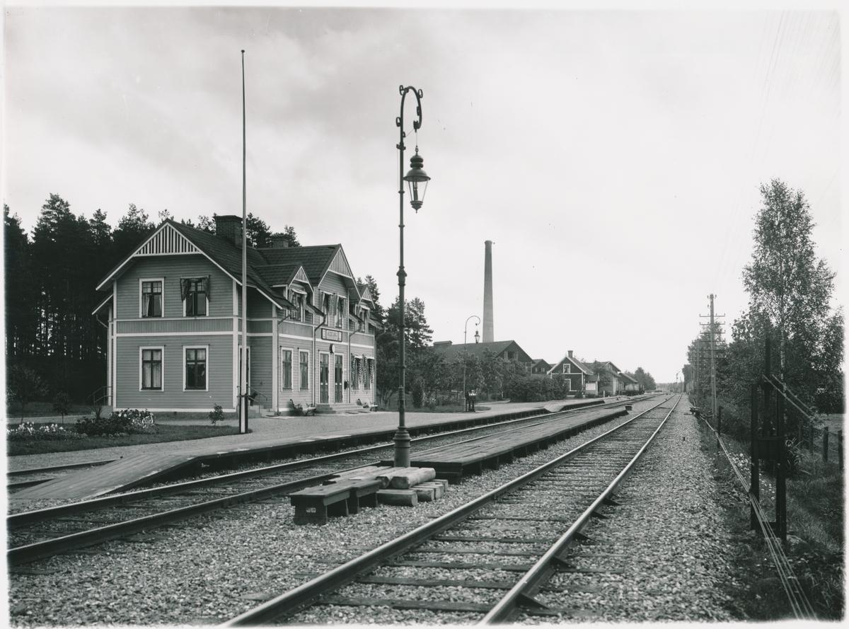 Vedevåg station