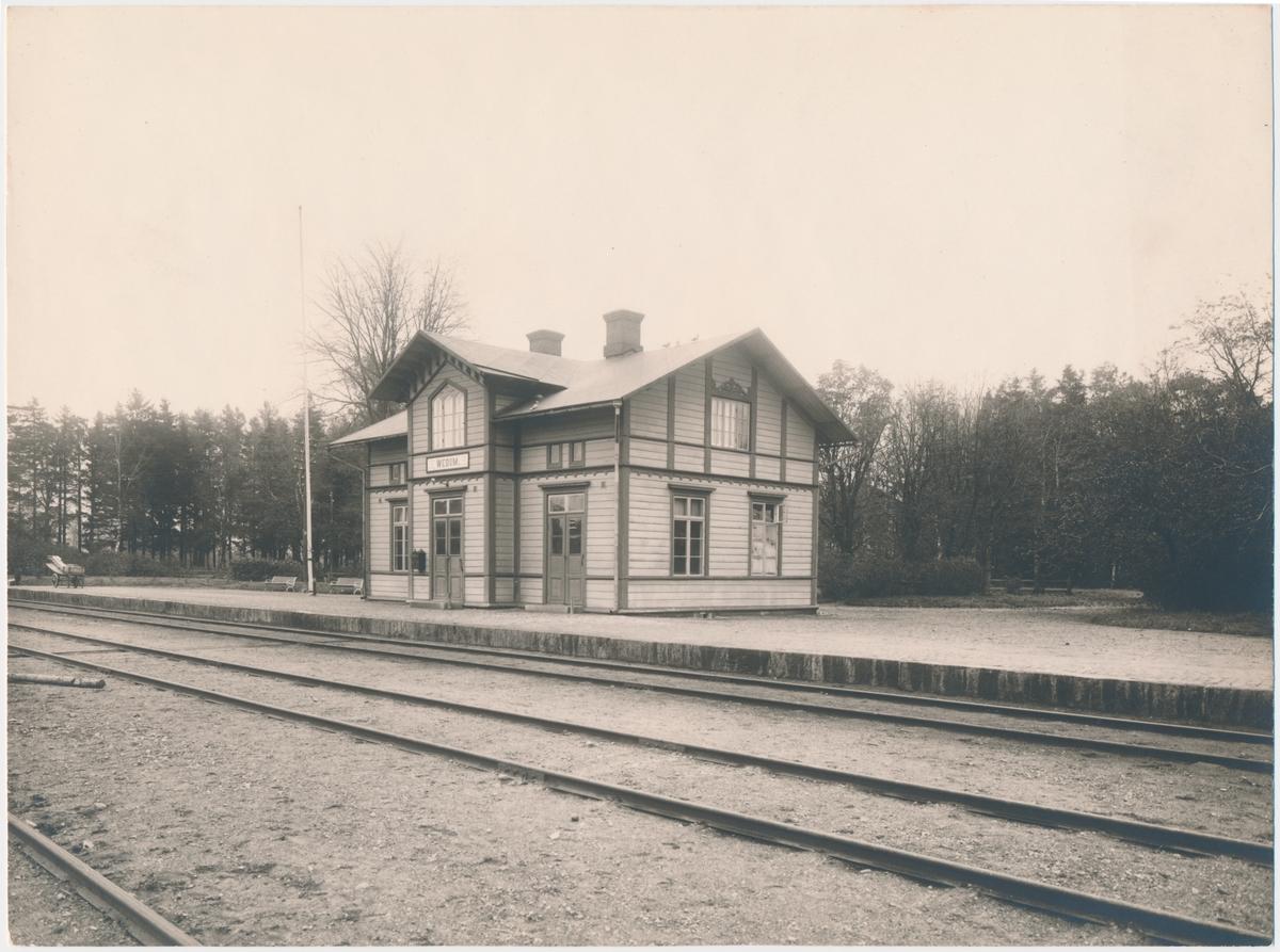 Vedum station