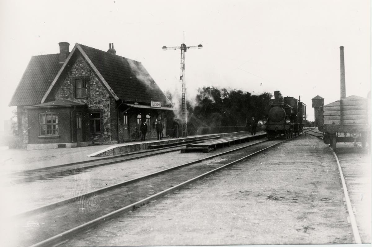Klagshamn station.