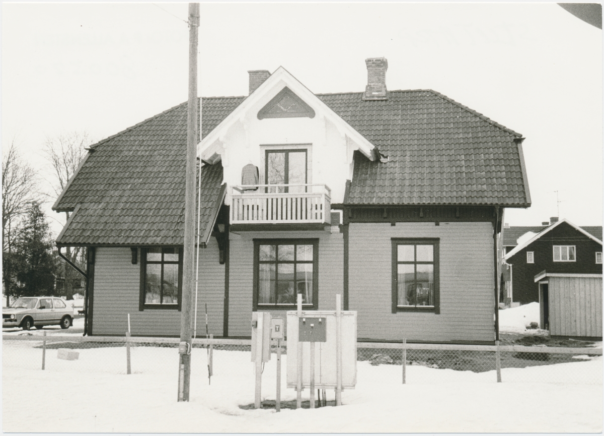 Slutarp station