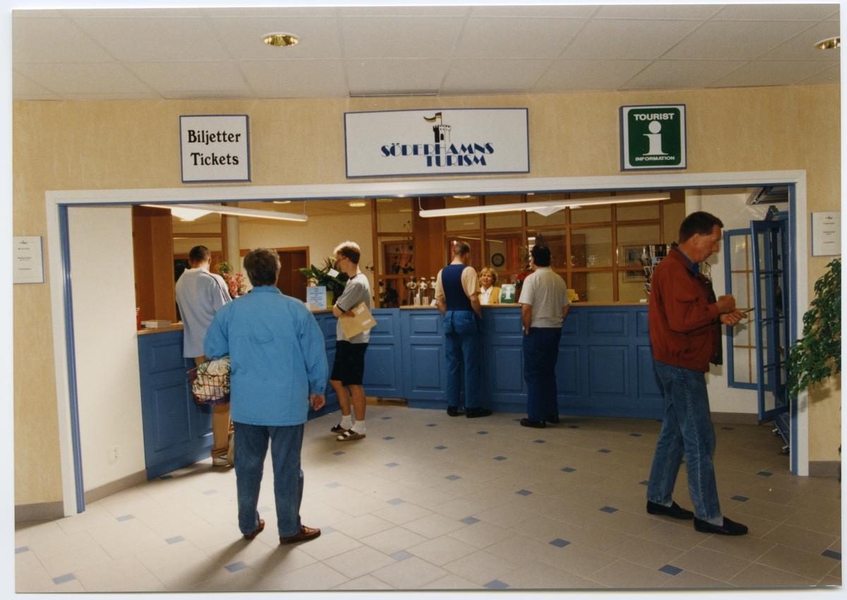 Söderhamns Resecenter 1997.