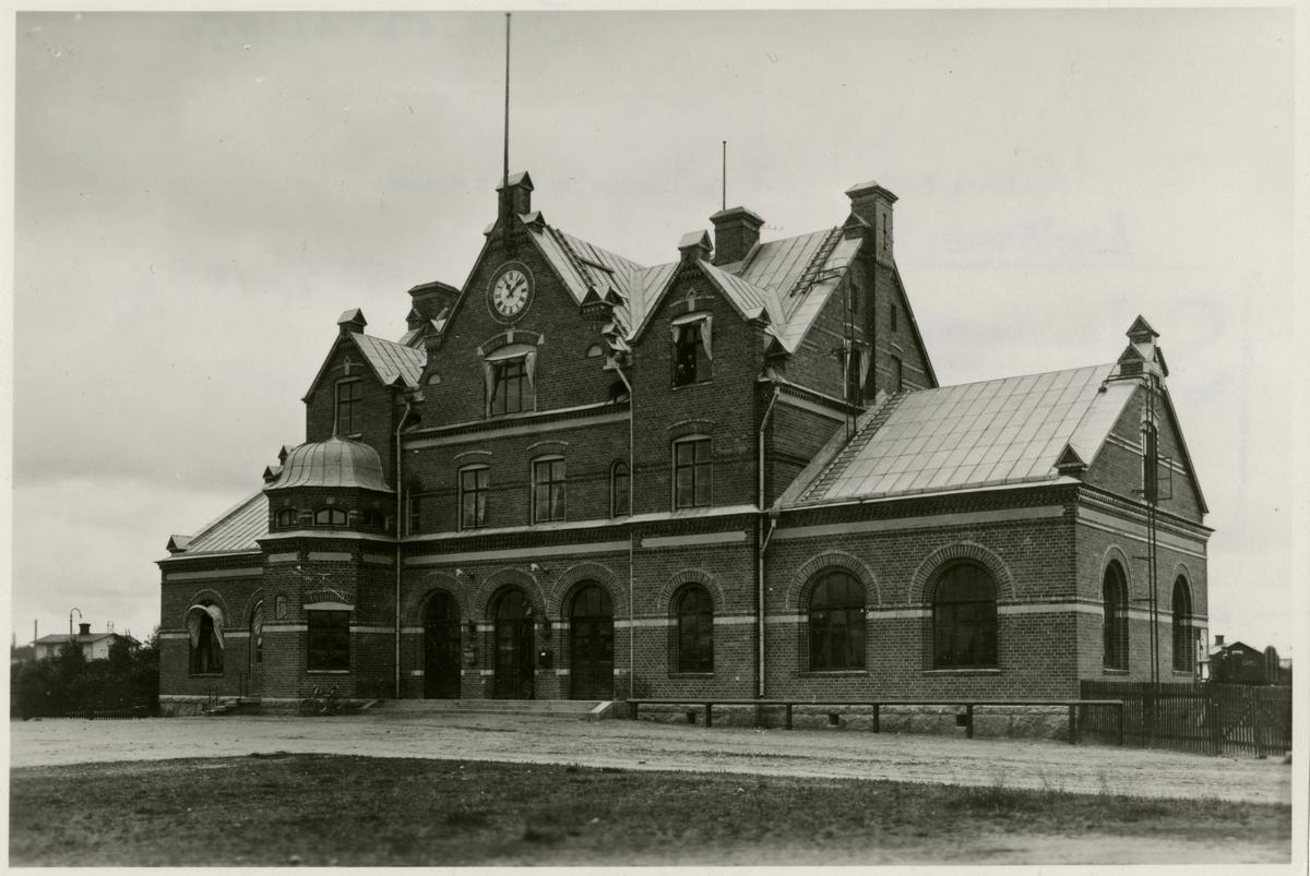 Umeå stationshus.