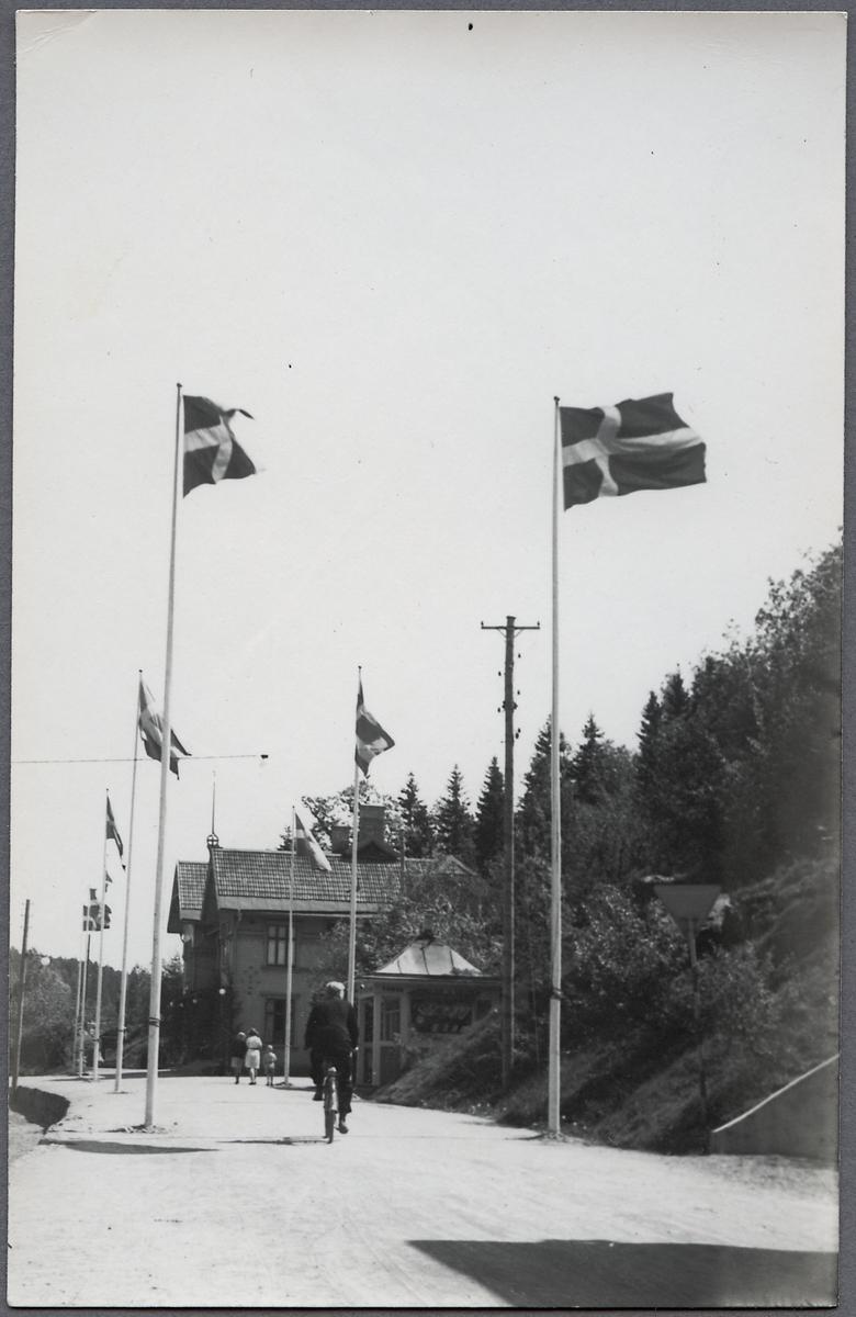 Valdermarsviks station.