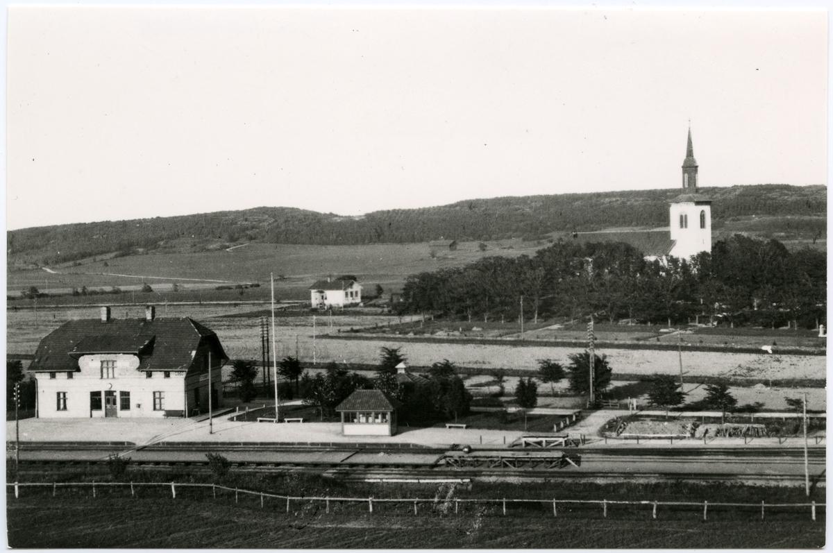 Ytterby stationen.
