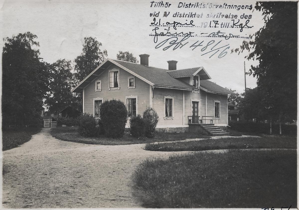 Boställshus i Hamre, Bollnäs.