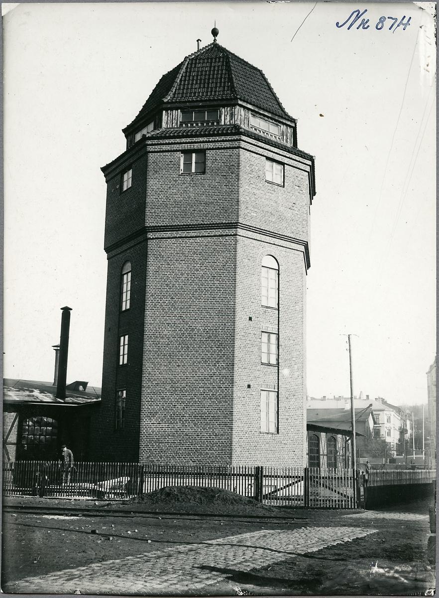 Helsingborgs vattentorn.