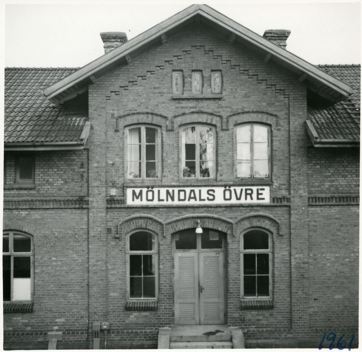 Mölndals övre stationshus