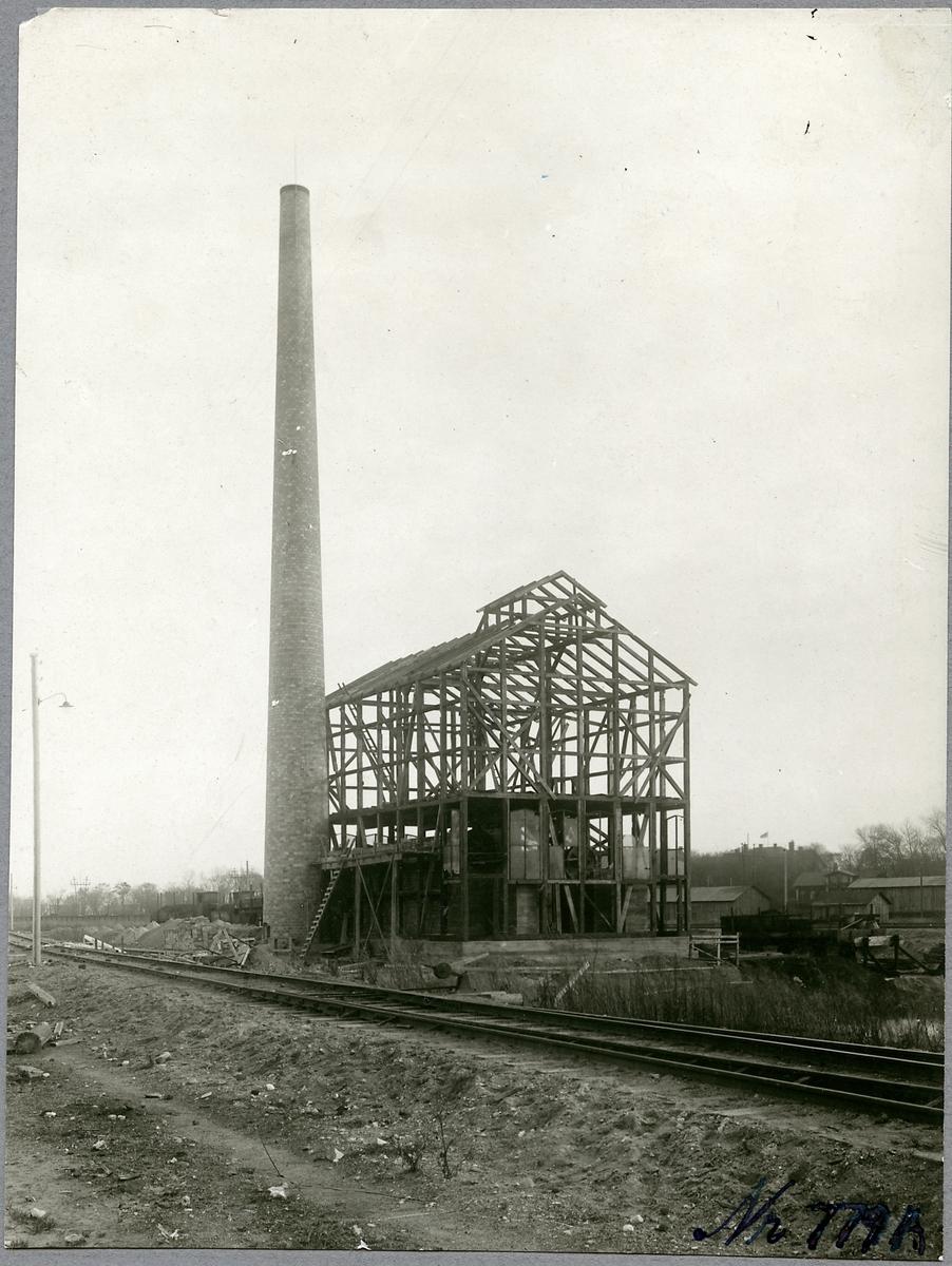 Malmö. Kolpulverfabrik.