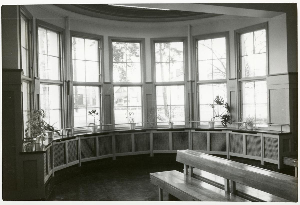 Rättvik station.