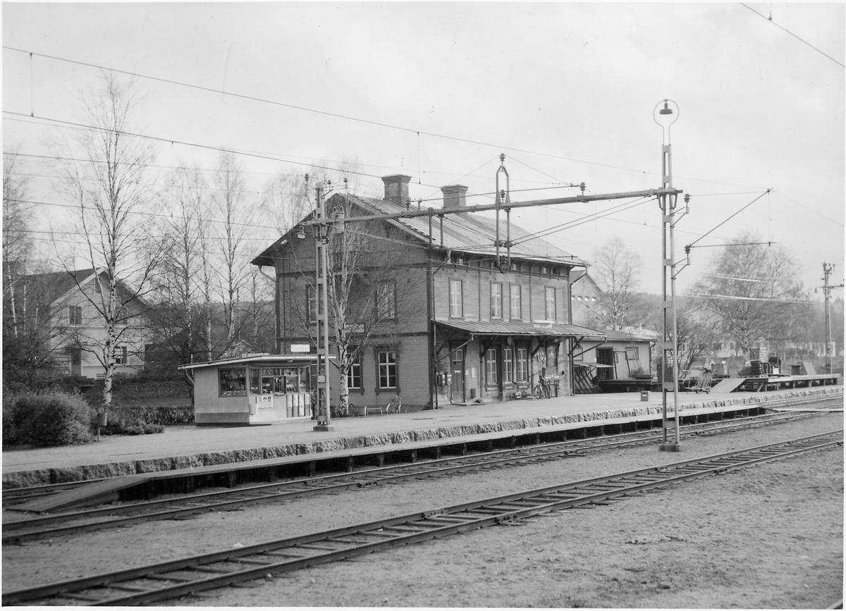 Vindeln station.