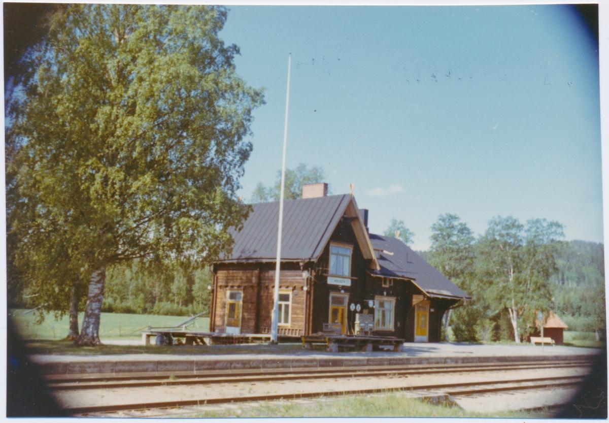 Moliden station.