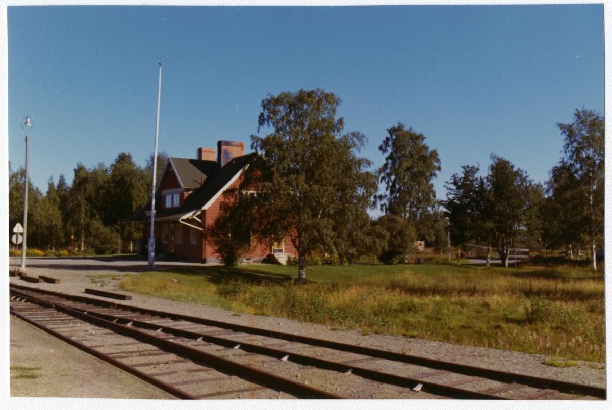 Stationen byggdes 1912