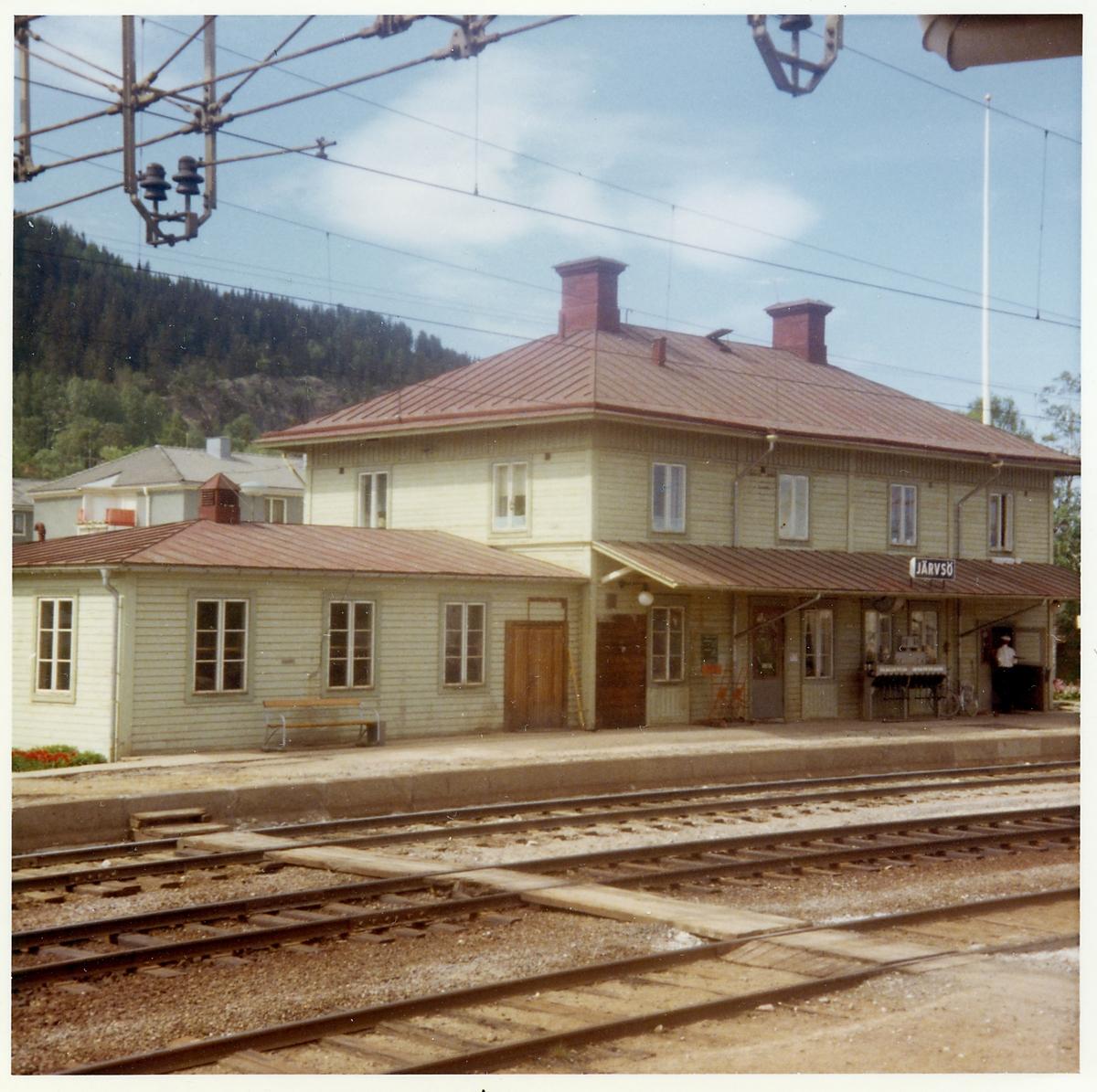 Järvsö station.