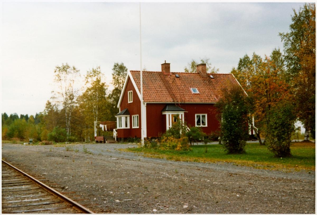 Högstrand station.